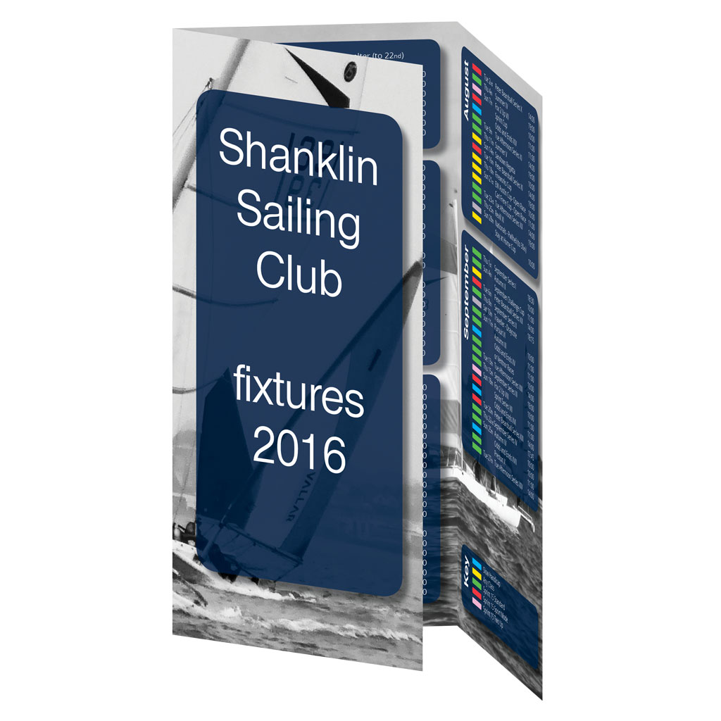 Shanklin Sailing Club fixtures