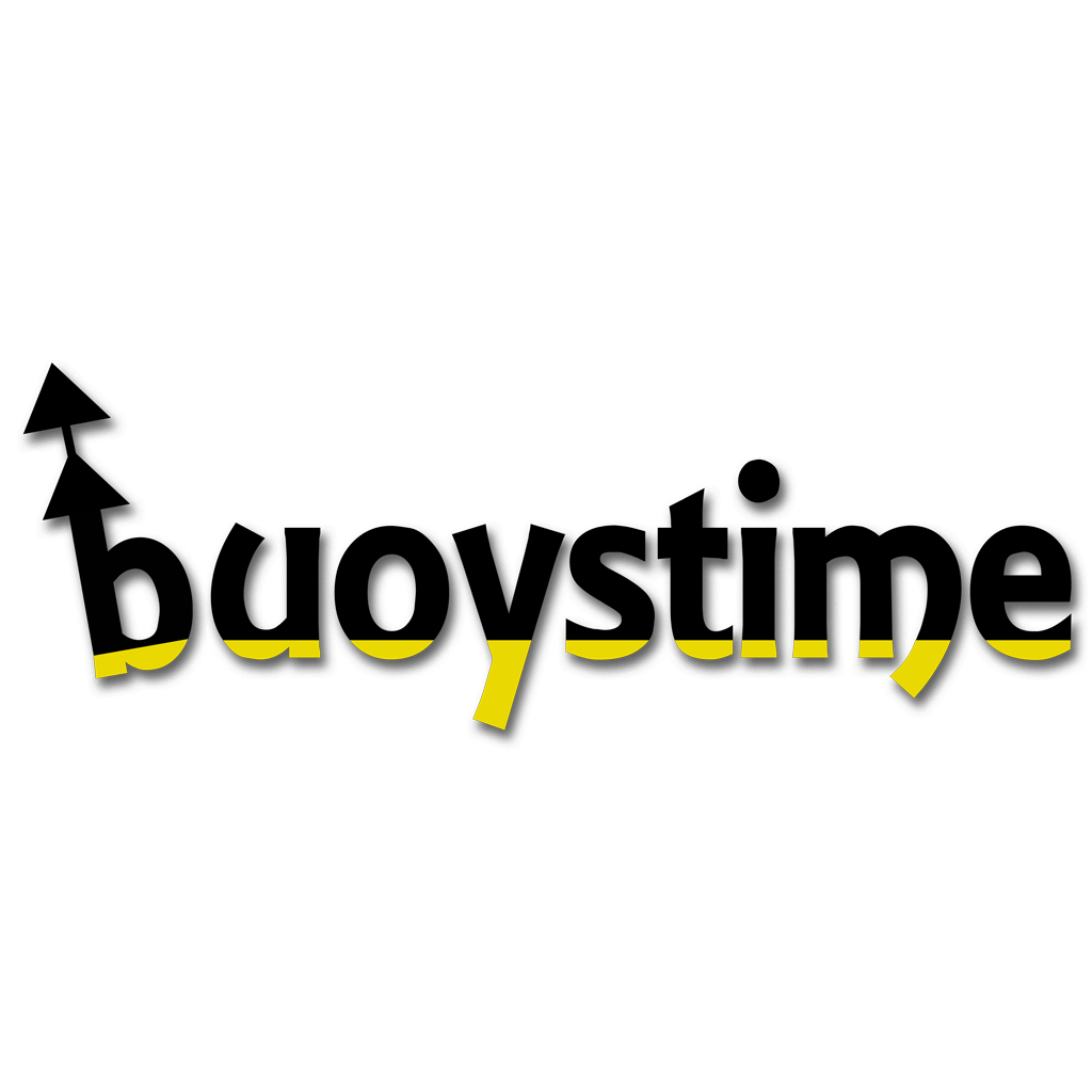Buoystime boat sticker