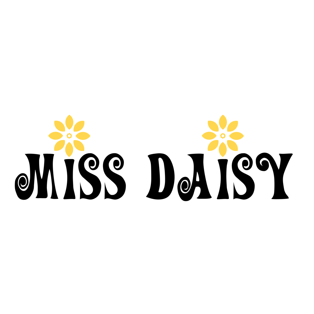 Miss Daisy boat sticker