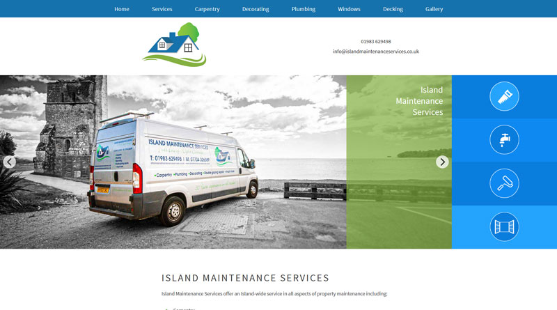 Island Maintenance Services