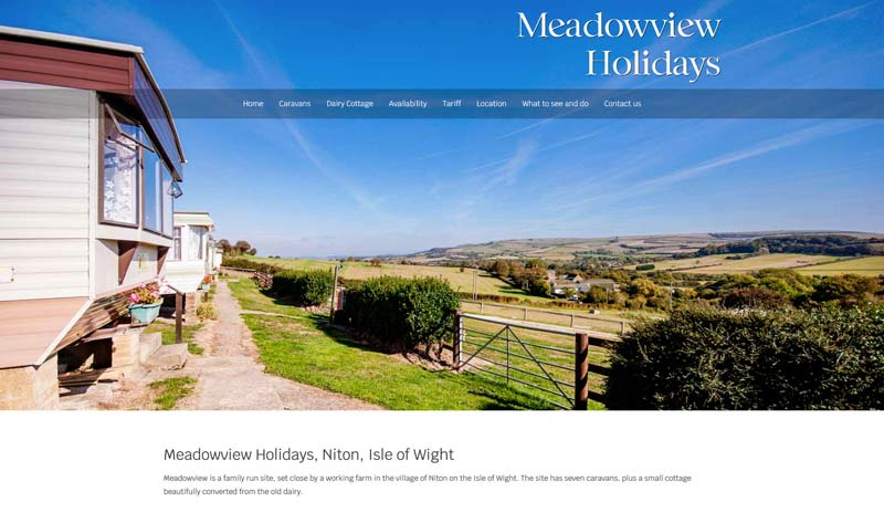 Meadowview Holidays