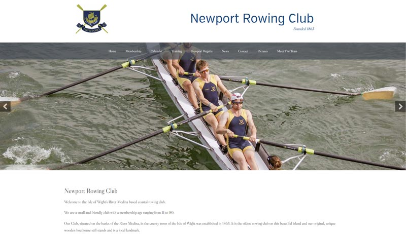 Newport Rowing Club