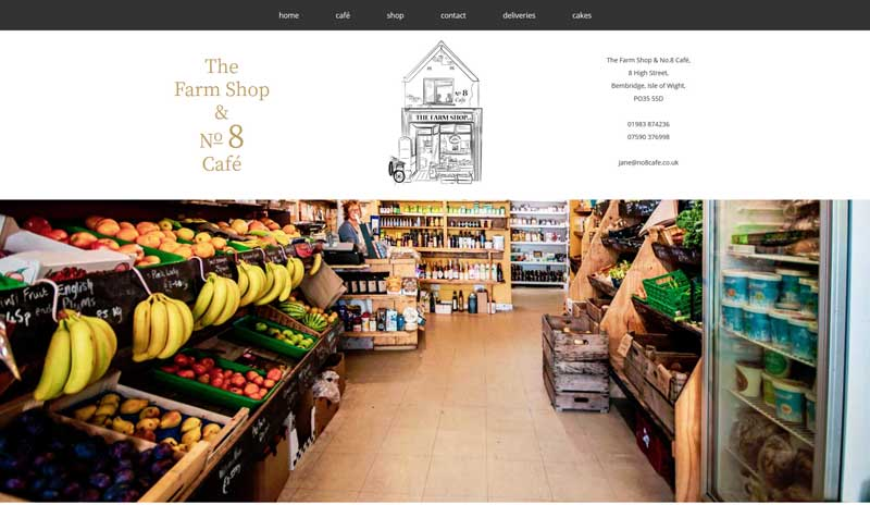 The Farm Shop & No 8 Cafe