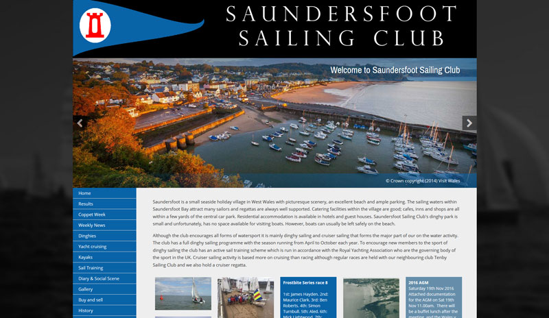Saundersfoot Sailing Club