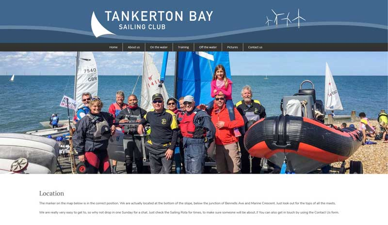 Tankerton Bay Sailing Club