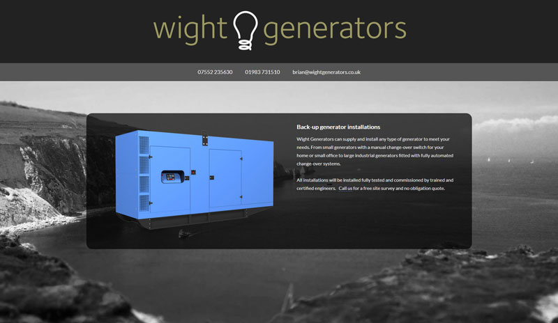 Wight Generators